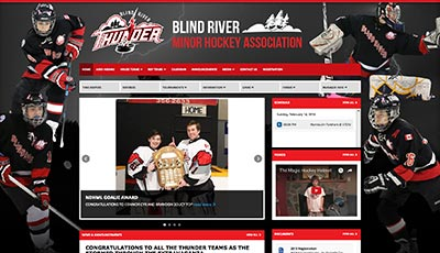 Blind River Minor Hockey